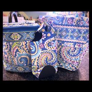 Vera Bradley Lunch Bag Set